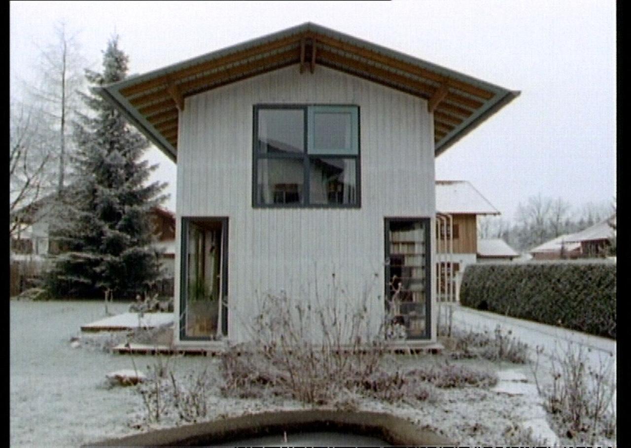 Die Grosse Kunst Ein Kleines Haus Zu Bauen Neue Hauser Aus Holz 1994
