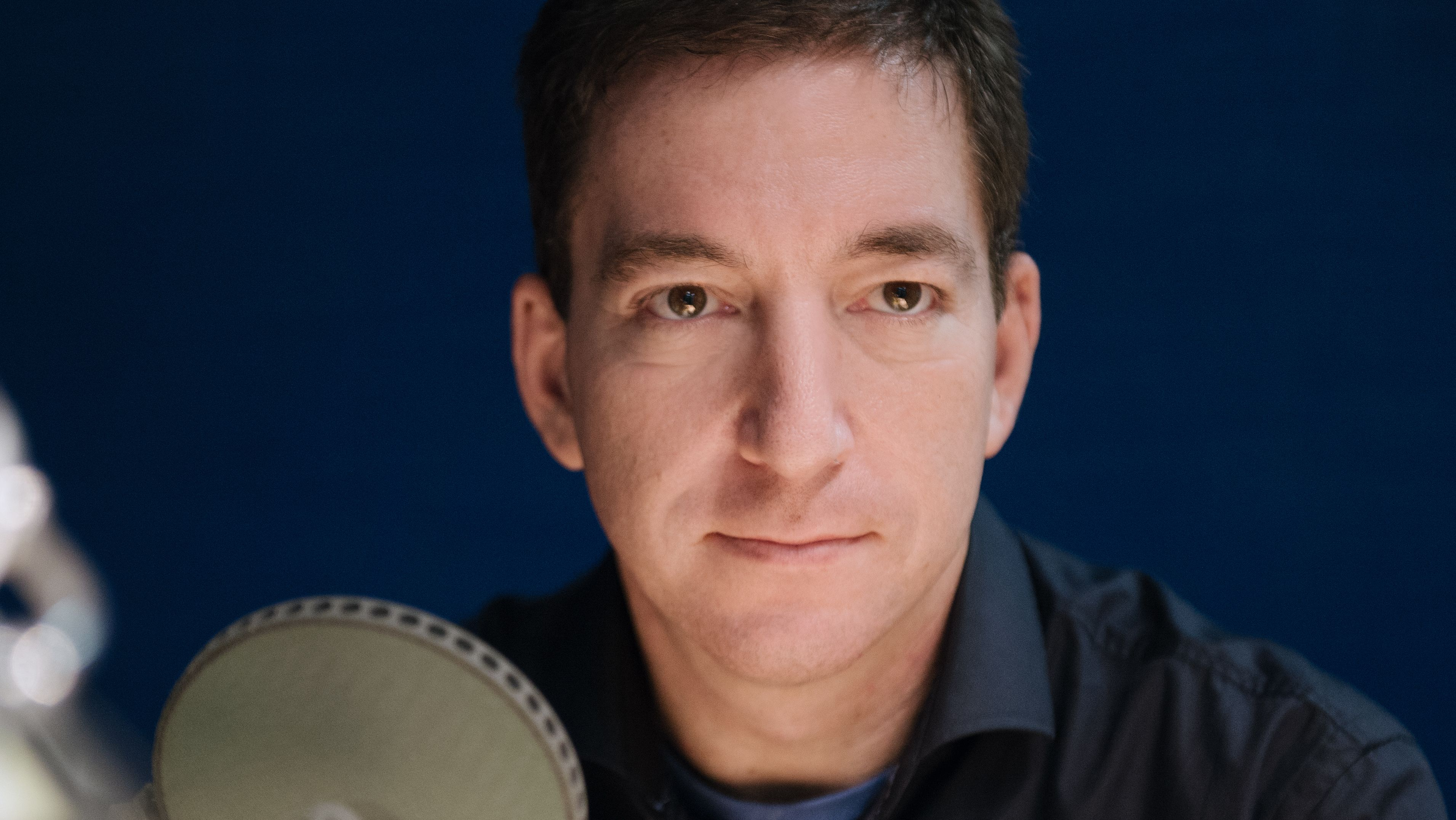 Journalist Glenn Greenwald.