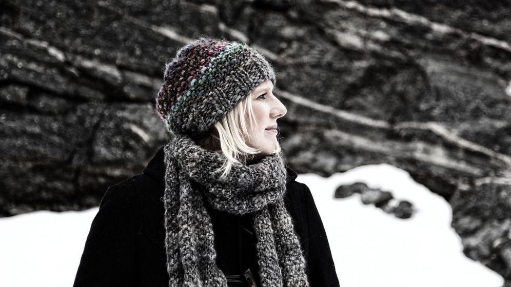 Die Traunsteiner Songwriterin Claudia Koreck