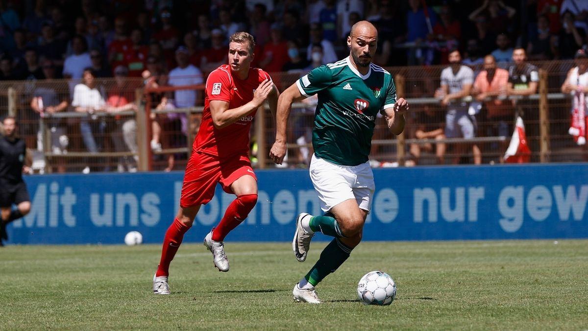 TSV Havelse - 1. FC Schweinfurt 05