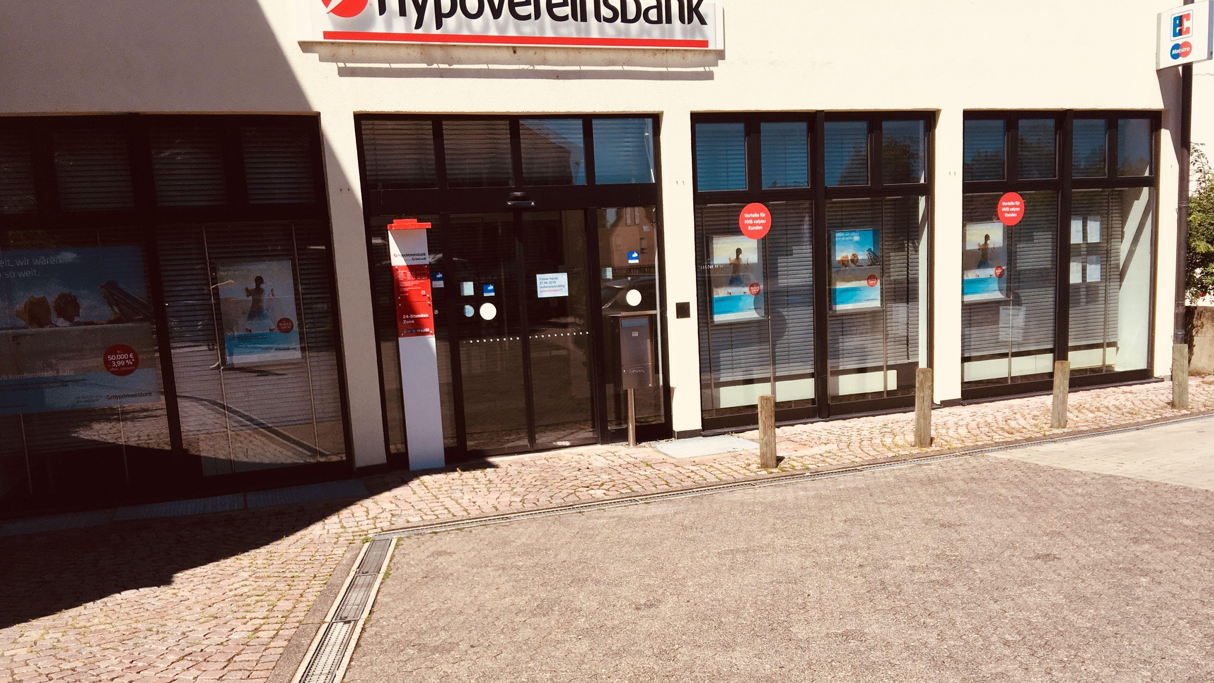 Hypovereinsbank in Lohr am Main