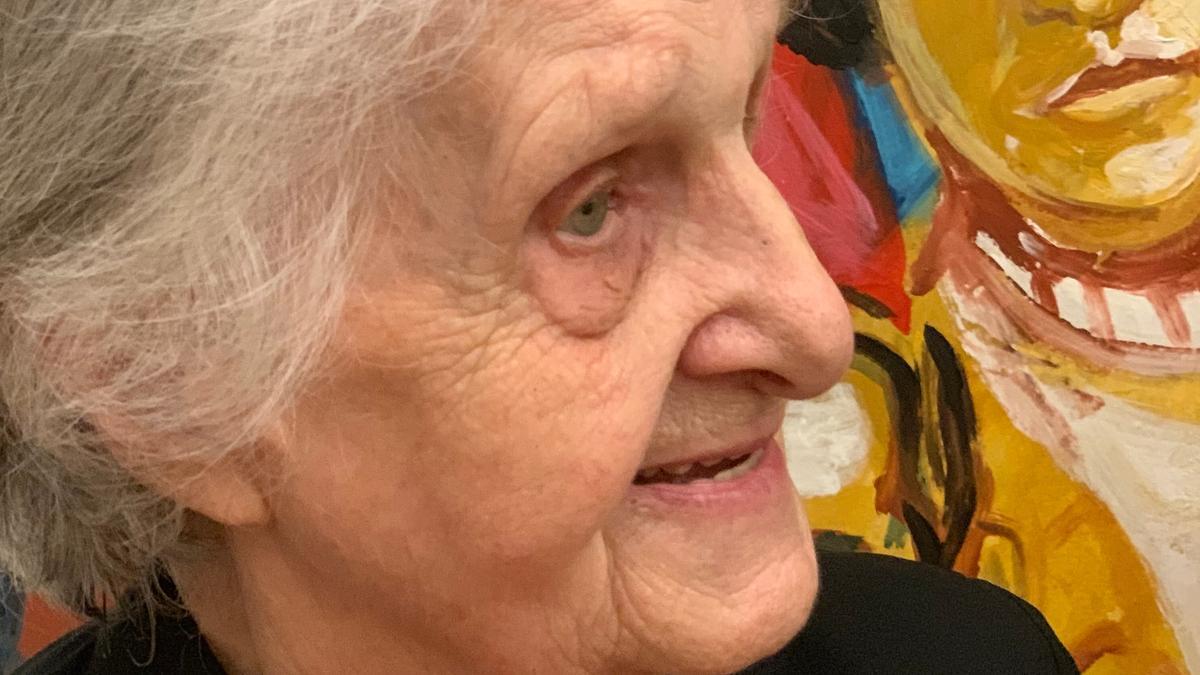 """Gerda Graßmanns Lehrerin sagte den Mitschülern: """"Stellt Euch vor, wir haben eine Jüdin in der Klasse!"""" Sie wollte im Boden versinken."""