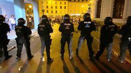 Nacht der Gewalt in Augsburg   Bild:BR/Andreas Herz