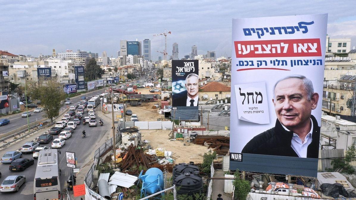 Wahlkampf in Israel