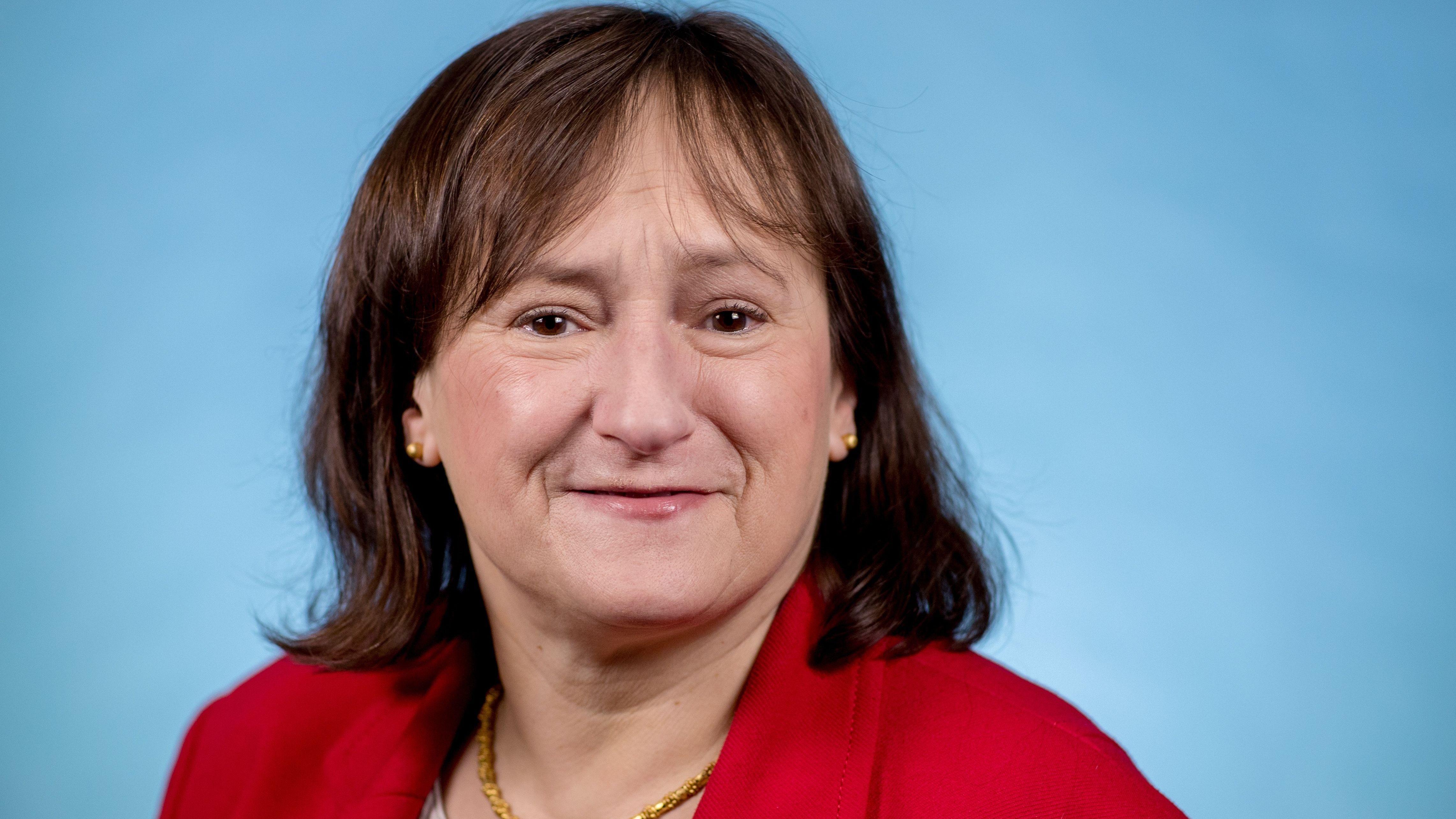 Marianne Schieder, Bundestagsabgeordnete in der SPD Fraktion