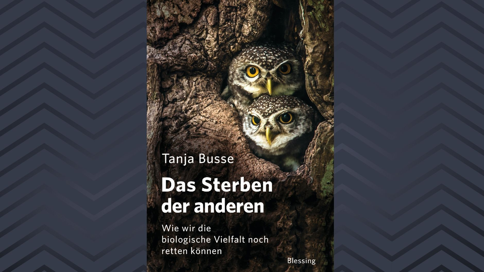 """Cover: Tanja Busse: """"Das Sterben der anderen. Wie wir die biologische Vielfalt noch retten können"""""""