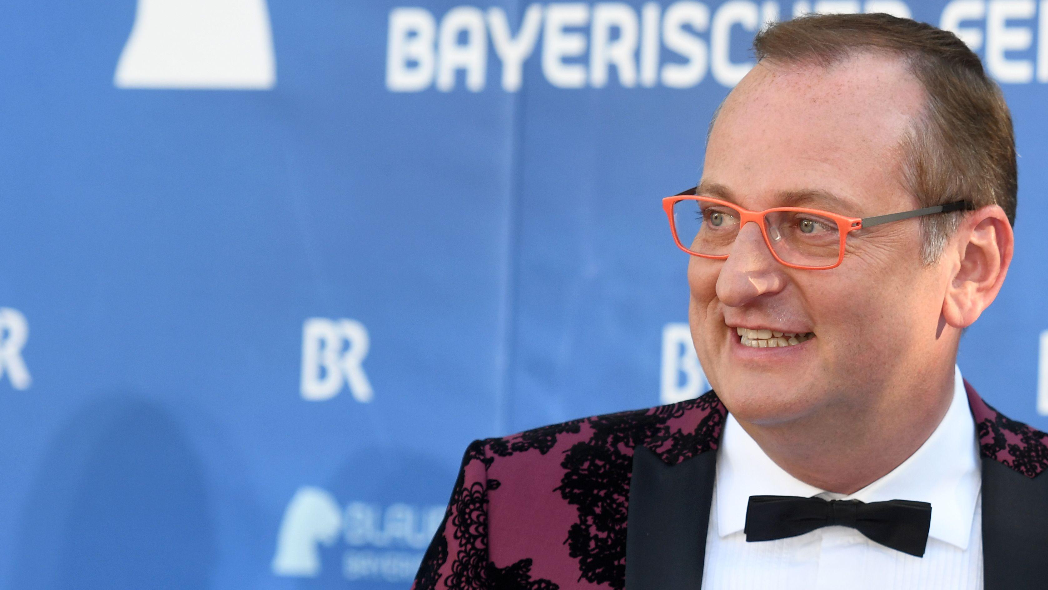 Volker Heißmann im Mai 2019 bei der Verleihung des Bayerischen Fernsehpreises im Münchner Prinzregententheater.