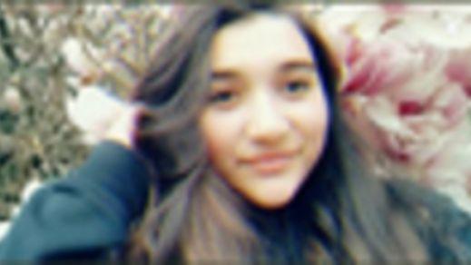 Porträt der vermissten Ella Taskiran