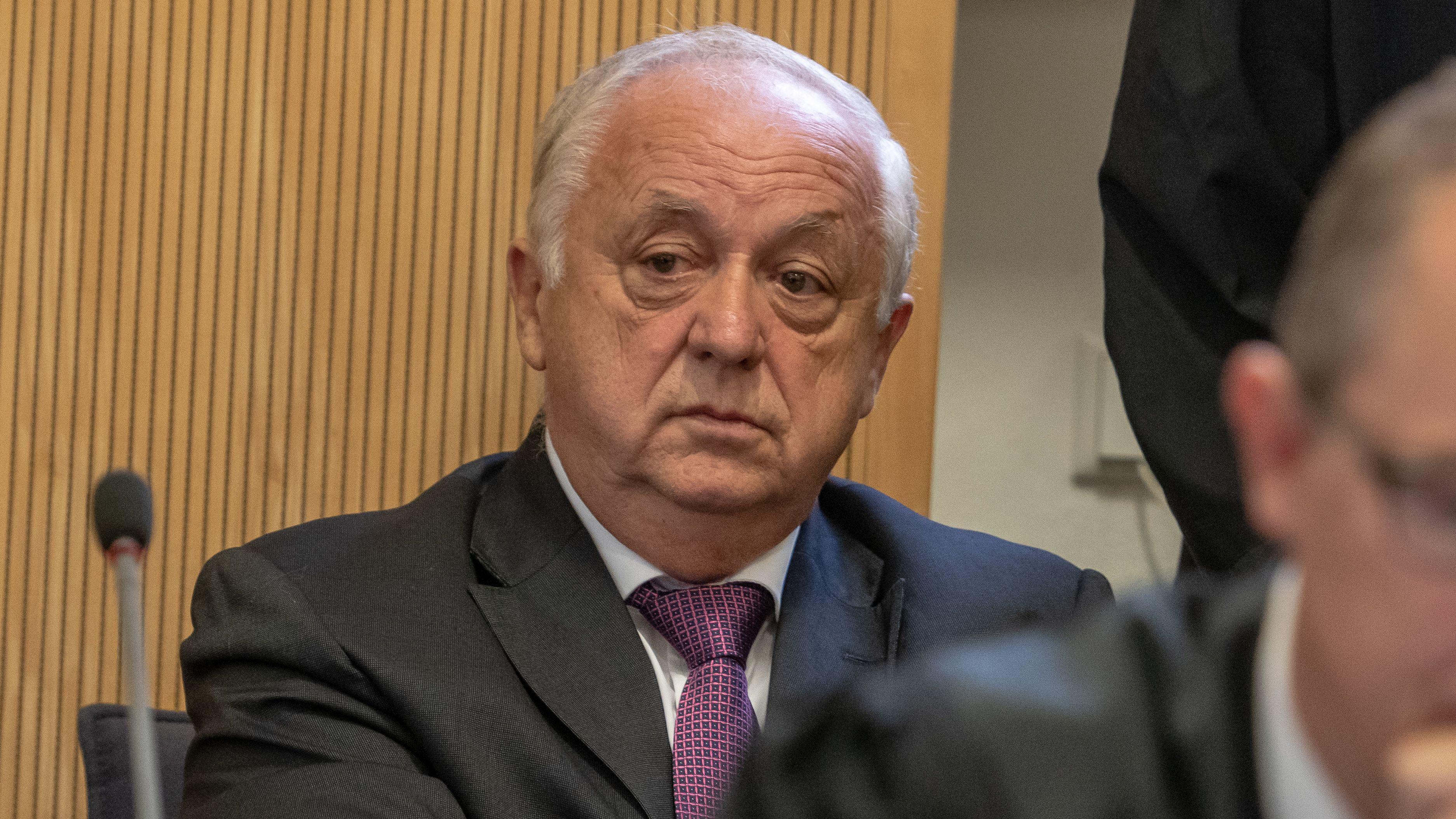 Mitangeklagter im Regensburger Korruptionsprozess: Norbert Hartl (SPD)