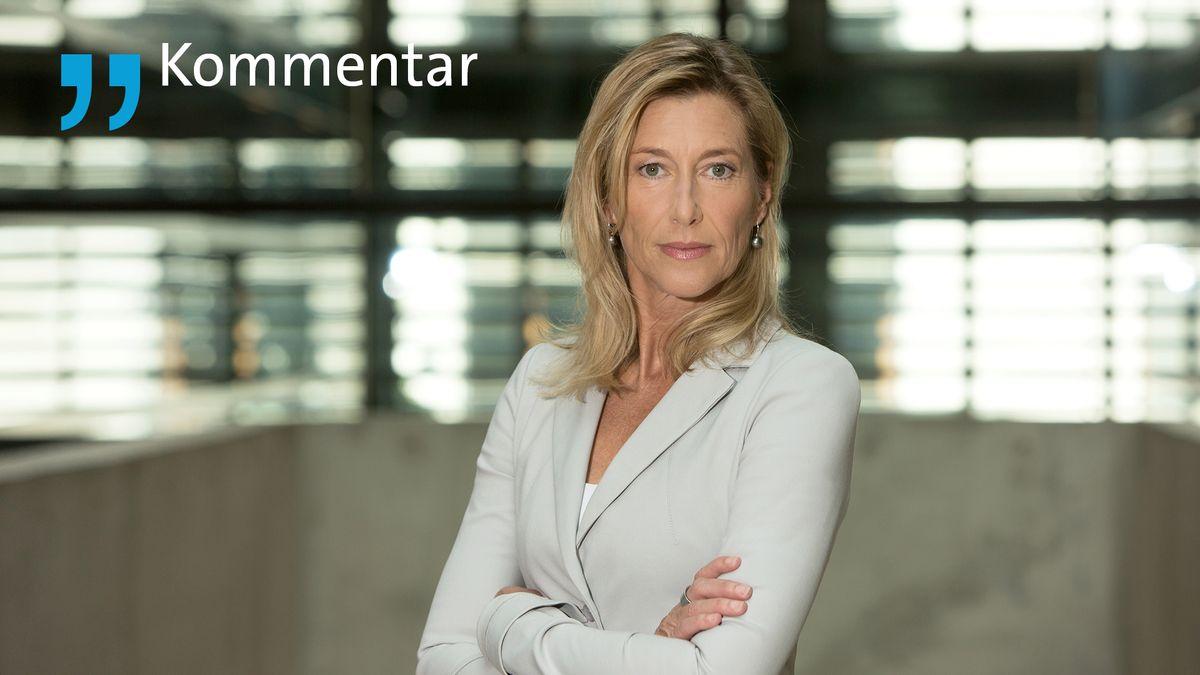 Stephanie Stauß, Leiterin BR-Hauptstadtstudio