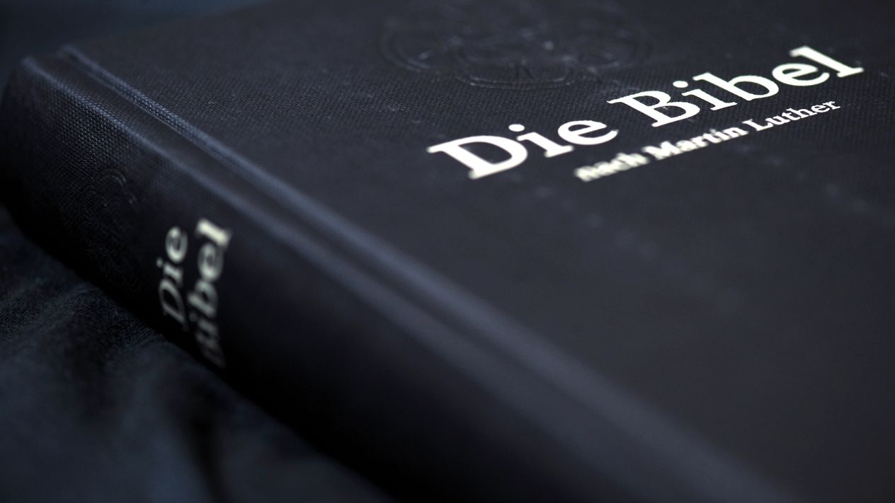 Symbolbild: Luther Bibel