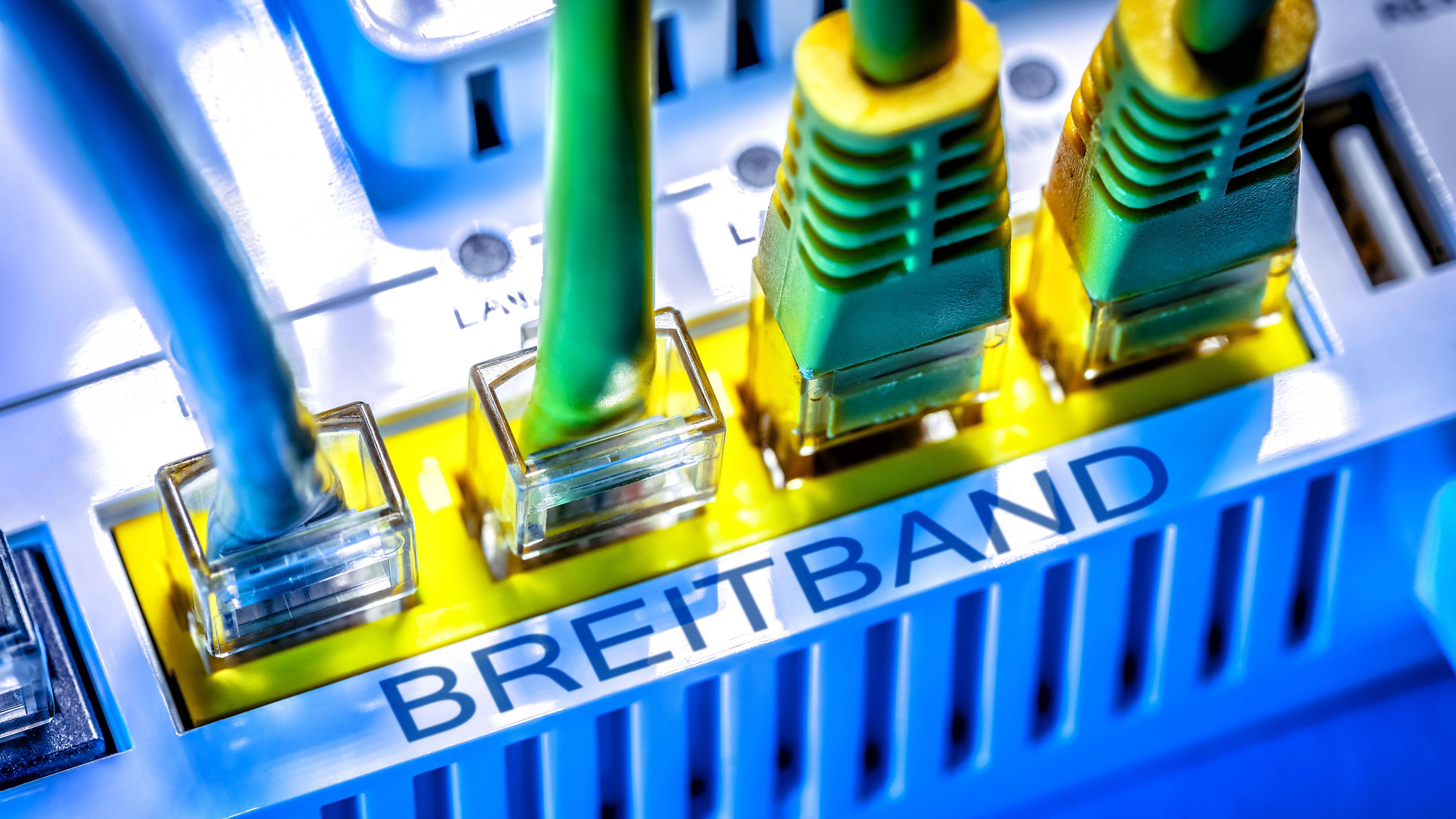 Breitbandausbau: Gigabitnetze sind in Deutschland noch Zukunftsmusik