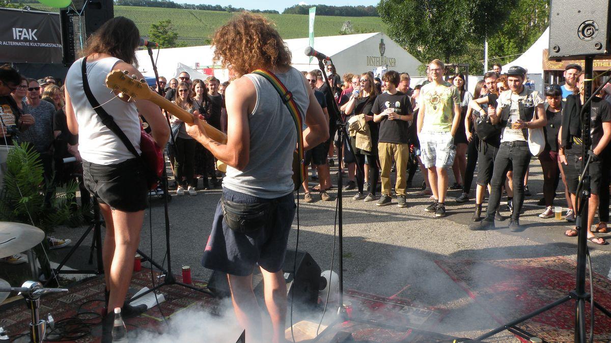 Umsonst & Draussen Festival 2019 auf den Würzburger Mainwiesen