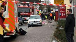 Rettungskräfte vor Ort   Bild:BR