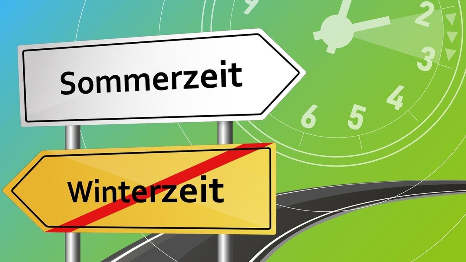 sommerzeit einführung deutschland