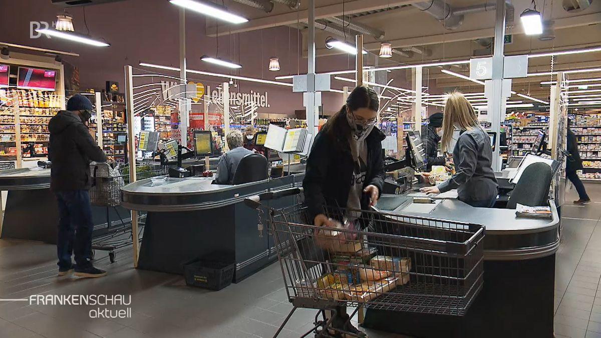 Jahresrückblick von der Supermarktkasse