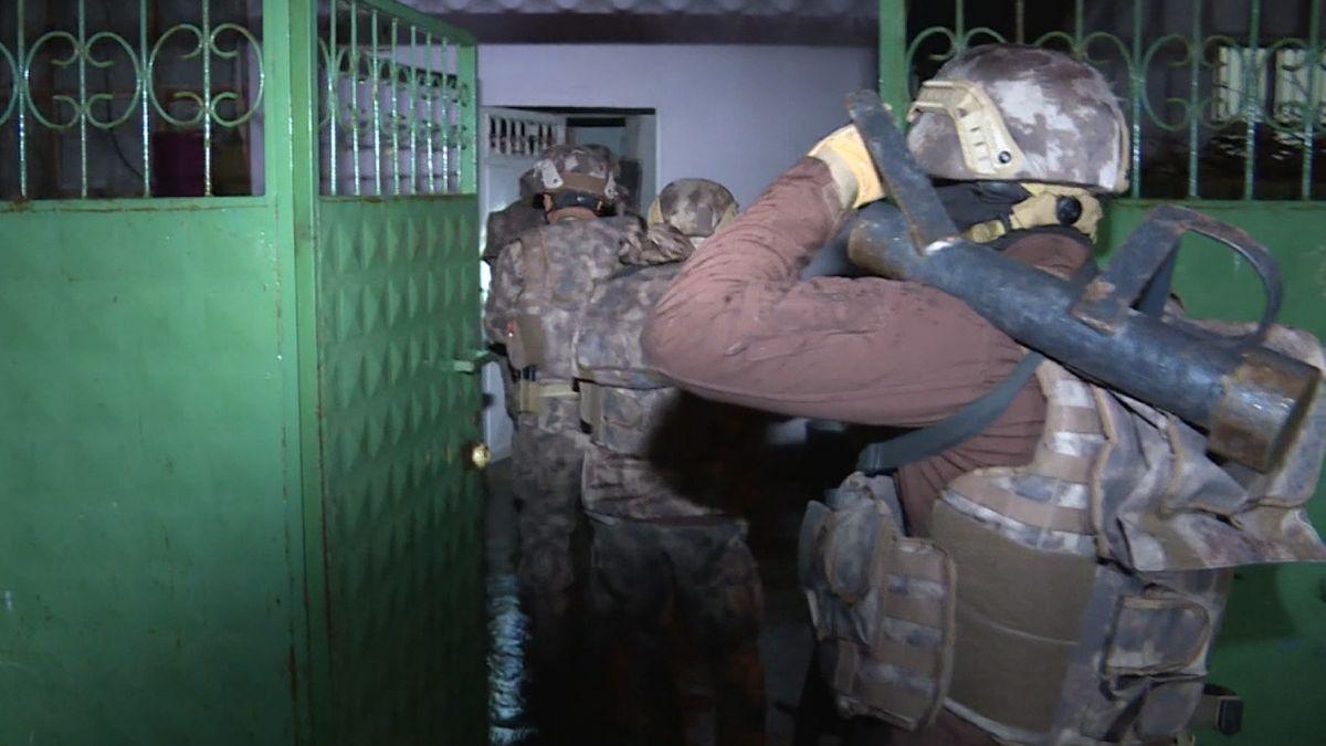 Polizeieinsatz in der türkischen Hauptstadt Ankara