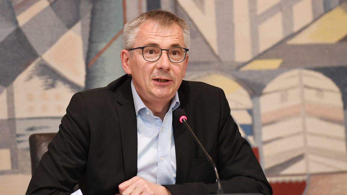 Werner Bumeder, Landrat von Dingolfing-Landau