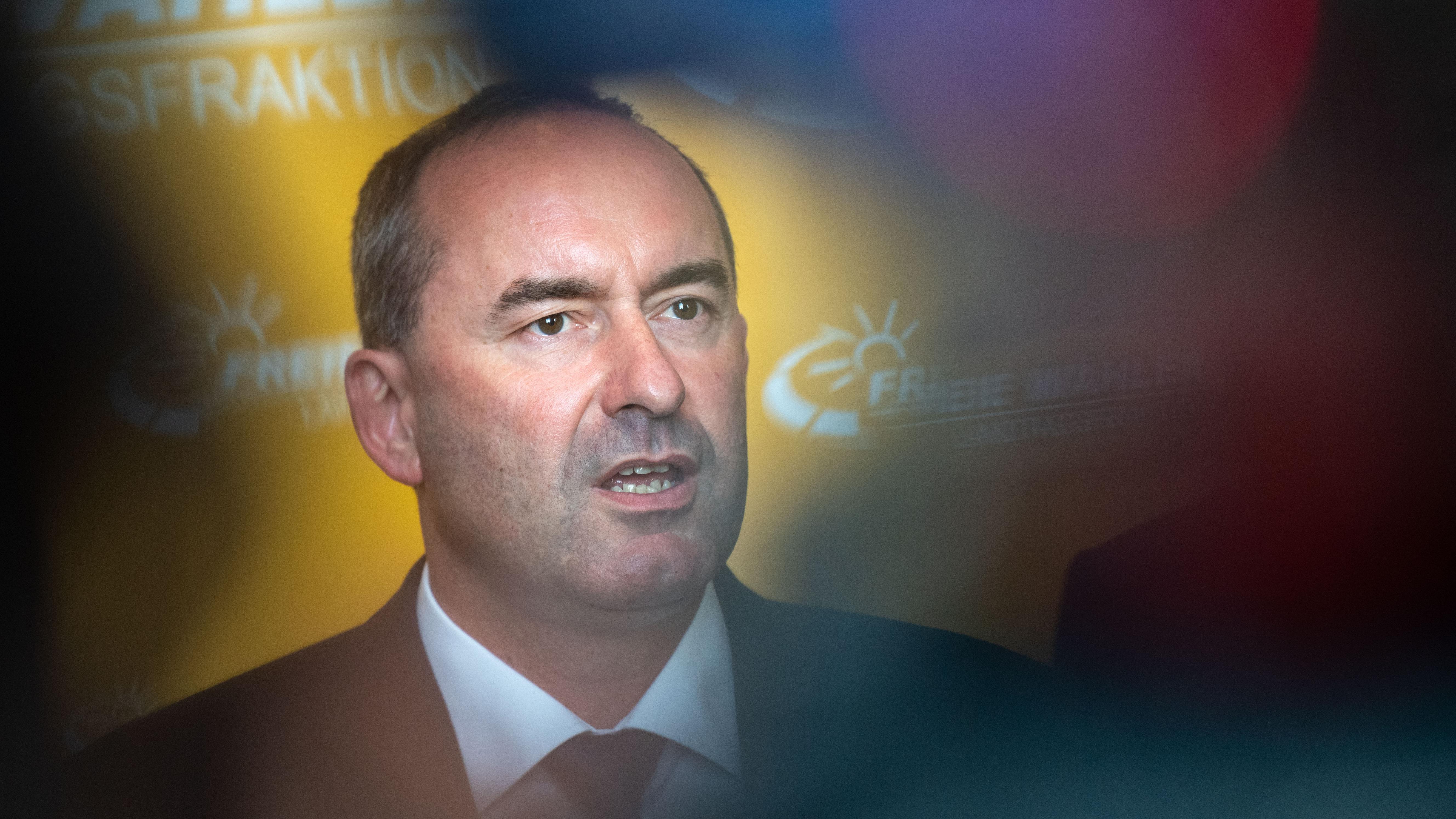 Freie-Wähler-Chef Aiwanger wertet die Einigung mit der CSU als Erfolg für seine Partei