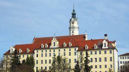 Donauwörth, Heilig-Kreuz-Kloster   Bild:picture alliance/chromorange