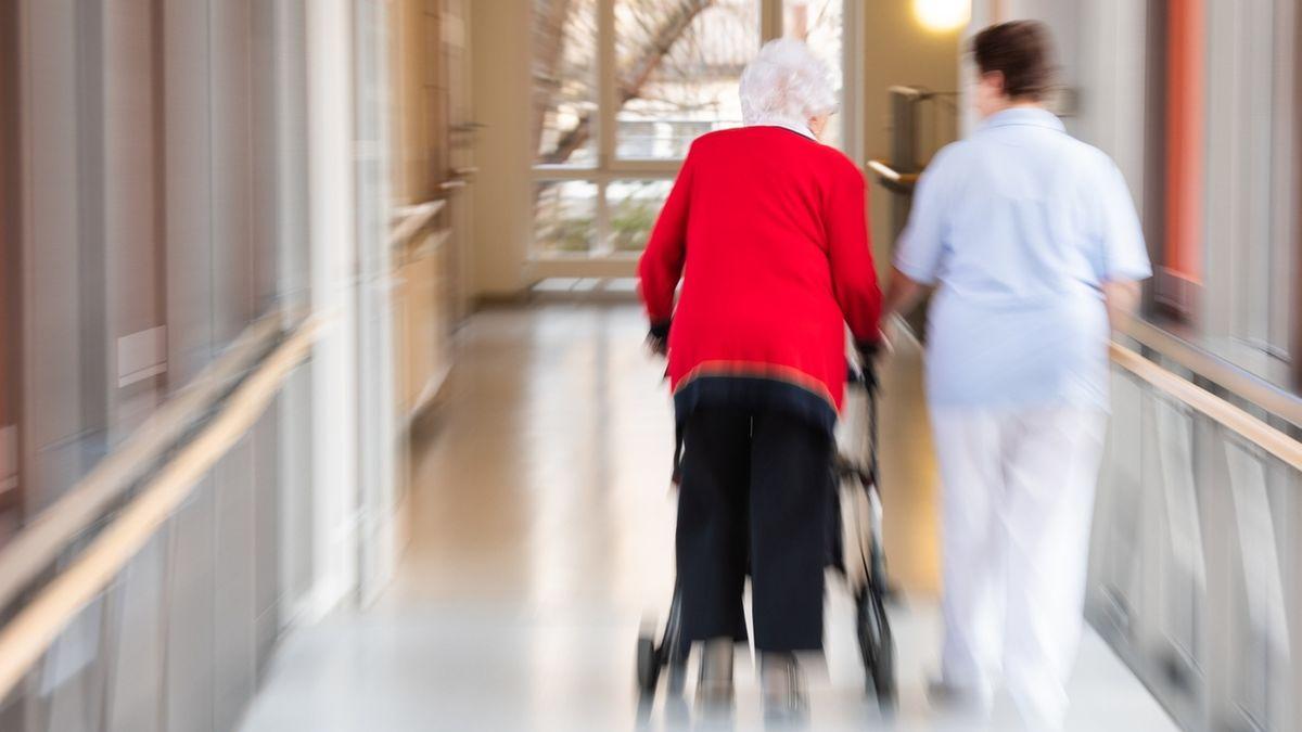 Pflegeheim Symbolbild