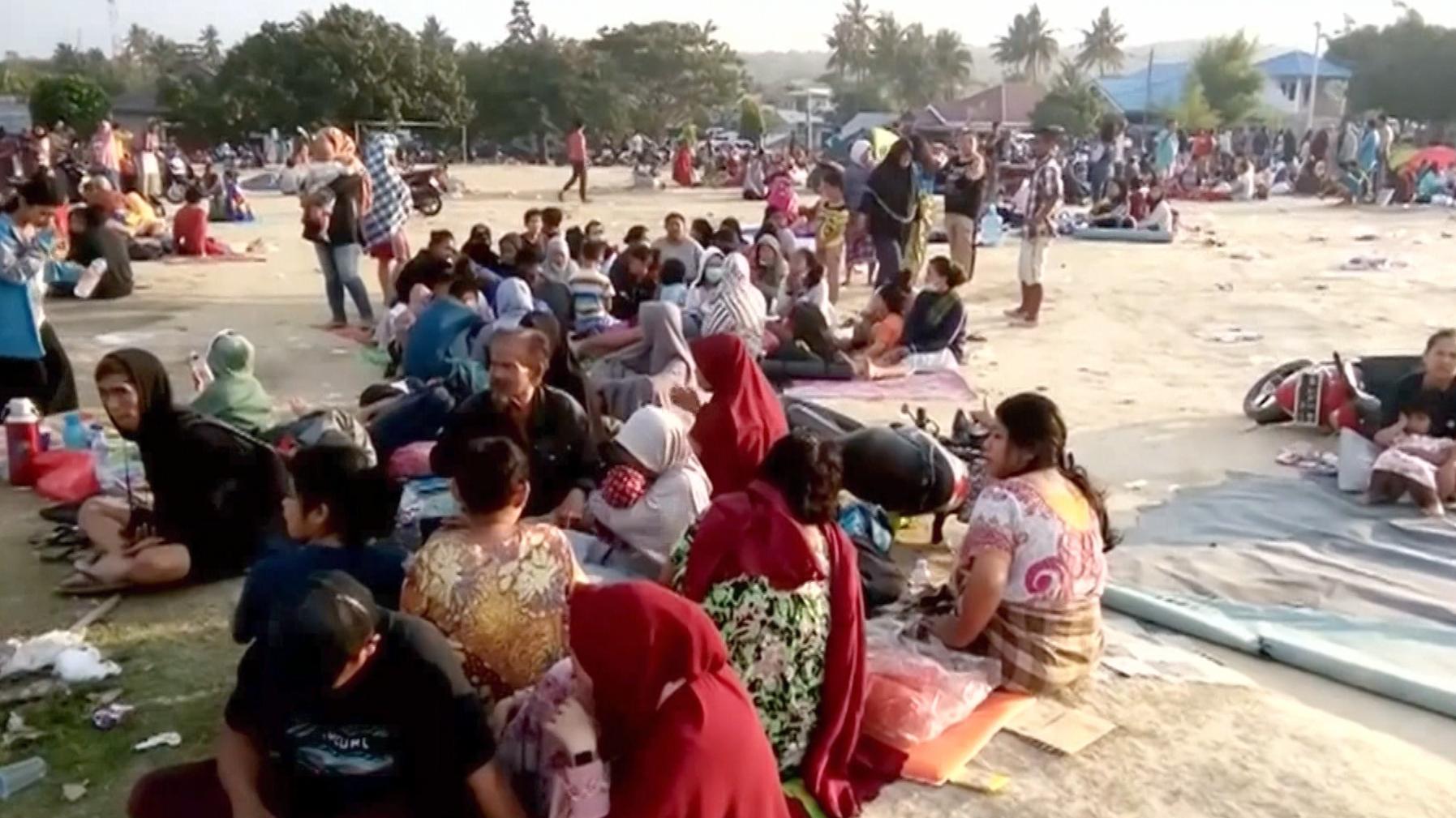 200.000 Opfer des Tsunamis warten noch auf Hilfe