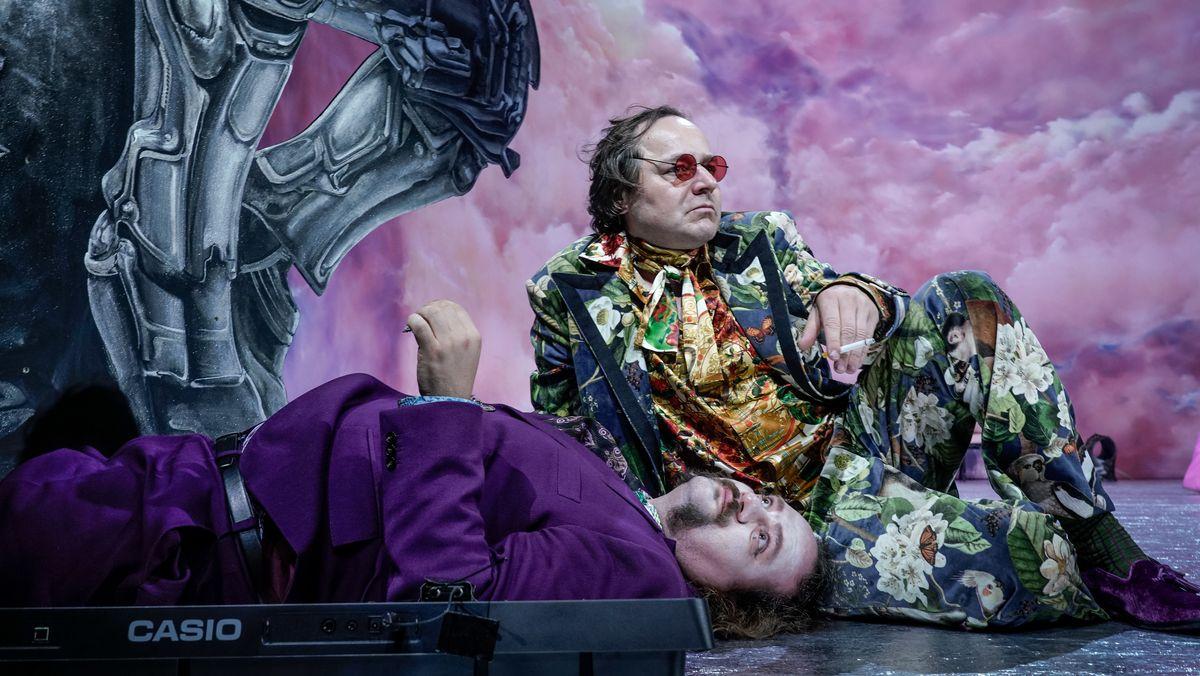 """Szenenbild aus """"König Lear"""""""