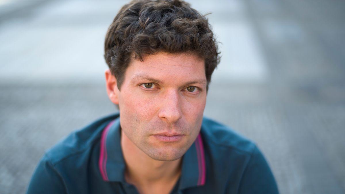 Kommt aus Franken, lebt in Berlin: Der Buchautor und Journalist Ronen Steinke