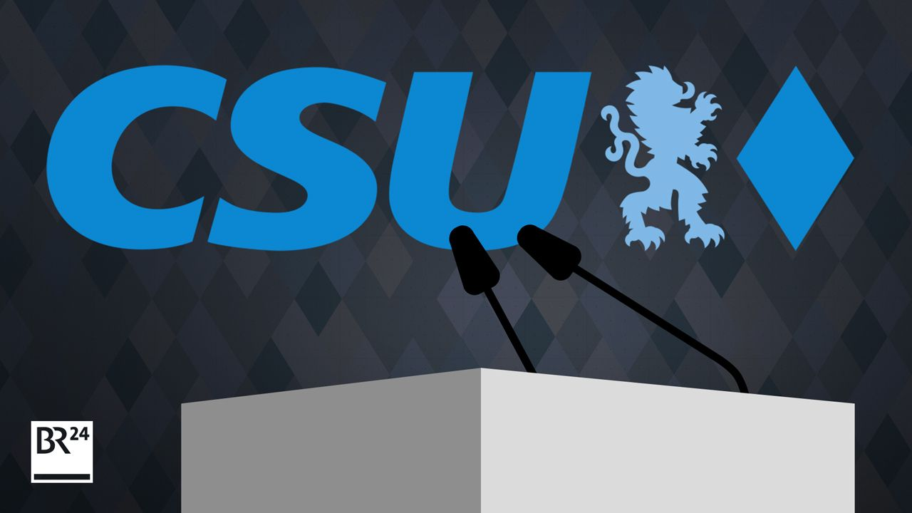 Live: Politischer Aschermittwoch der CSU