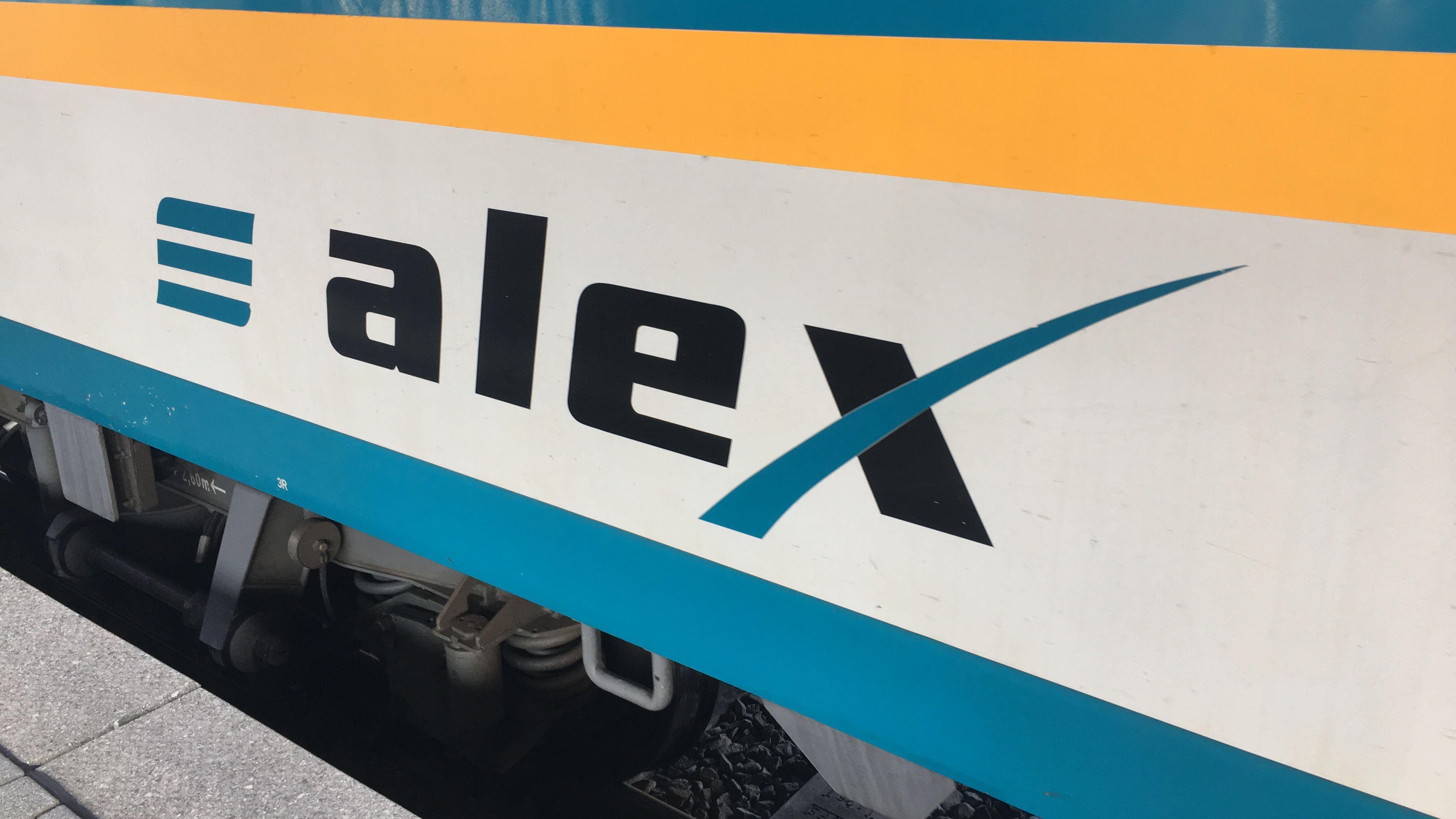 Für alex-Züge werden neue Lokführer ausgebildet