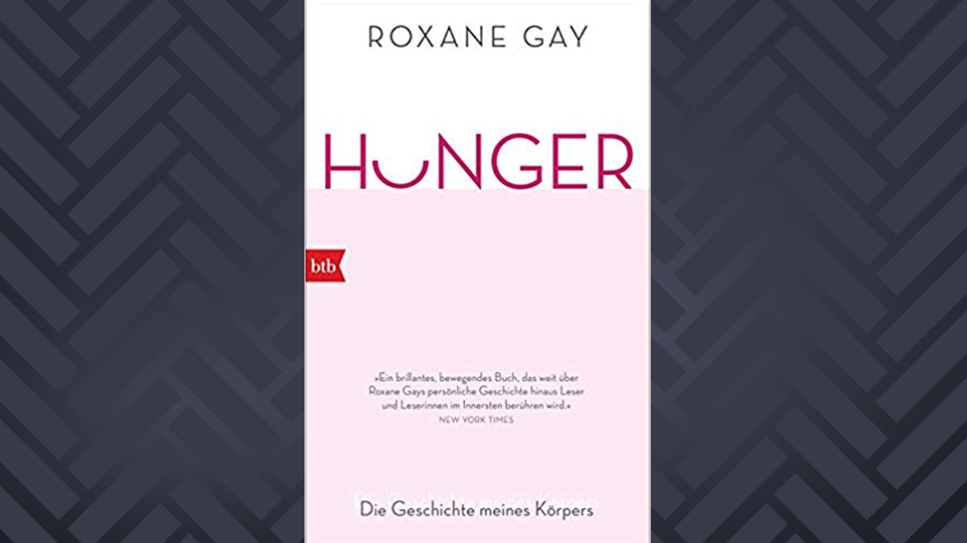 Cover: Roxane Gay