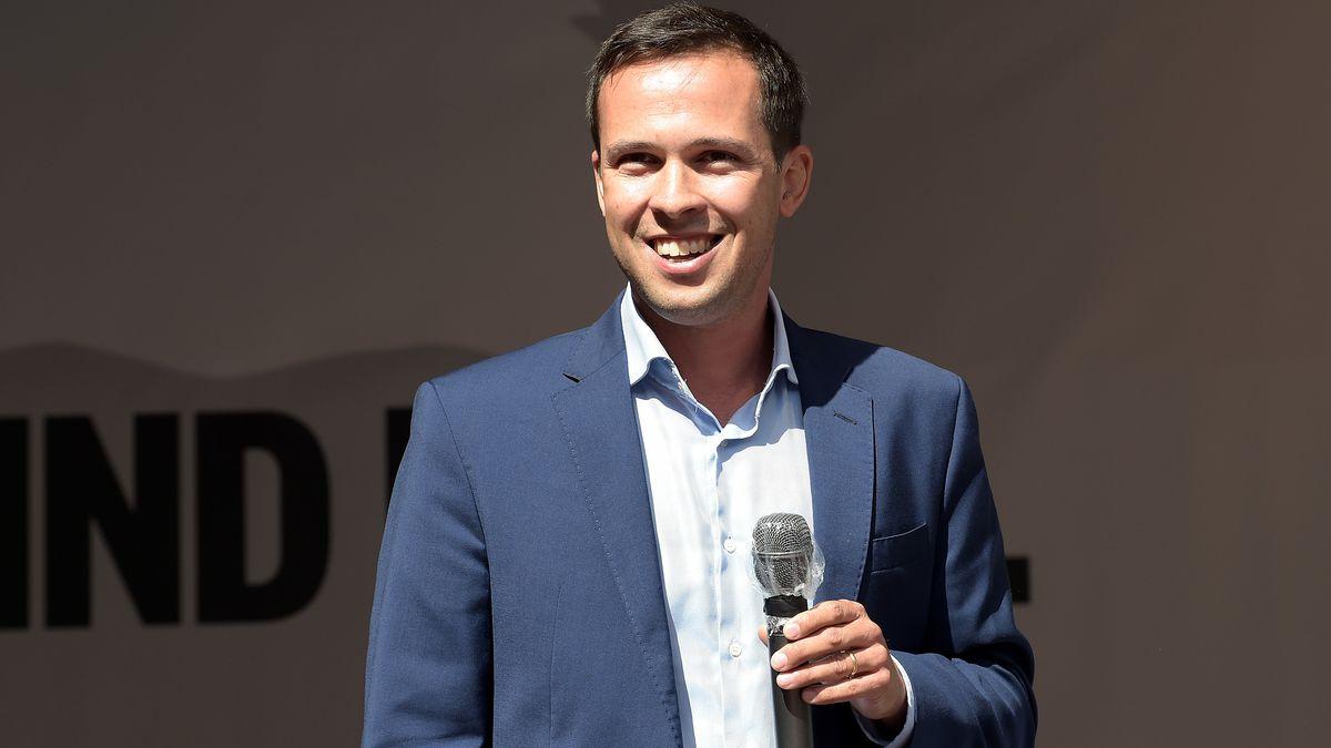FDP-Fraktionschef  Martin Hagen
