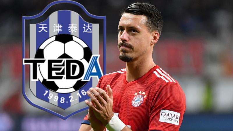 Sandro Wagner Sagt Dem Fc Bayern Servus Br24