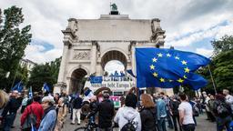 BR-BayernTrend zur Europawahl: Zustand der EU bereitet den meisten Bayern Sorgen | Bild:picture alliance/ZUMA Press