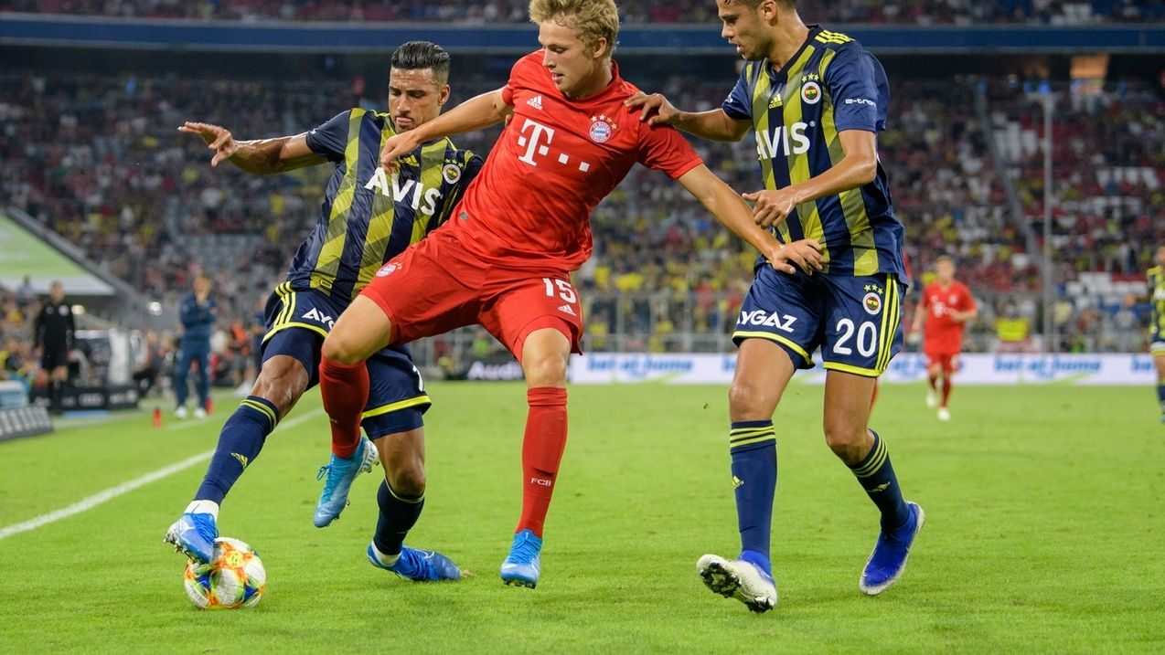 Audi Cup - Bayern München - Fenerbahce Istanbul