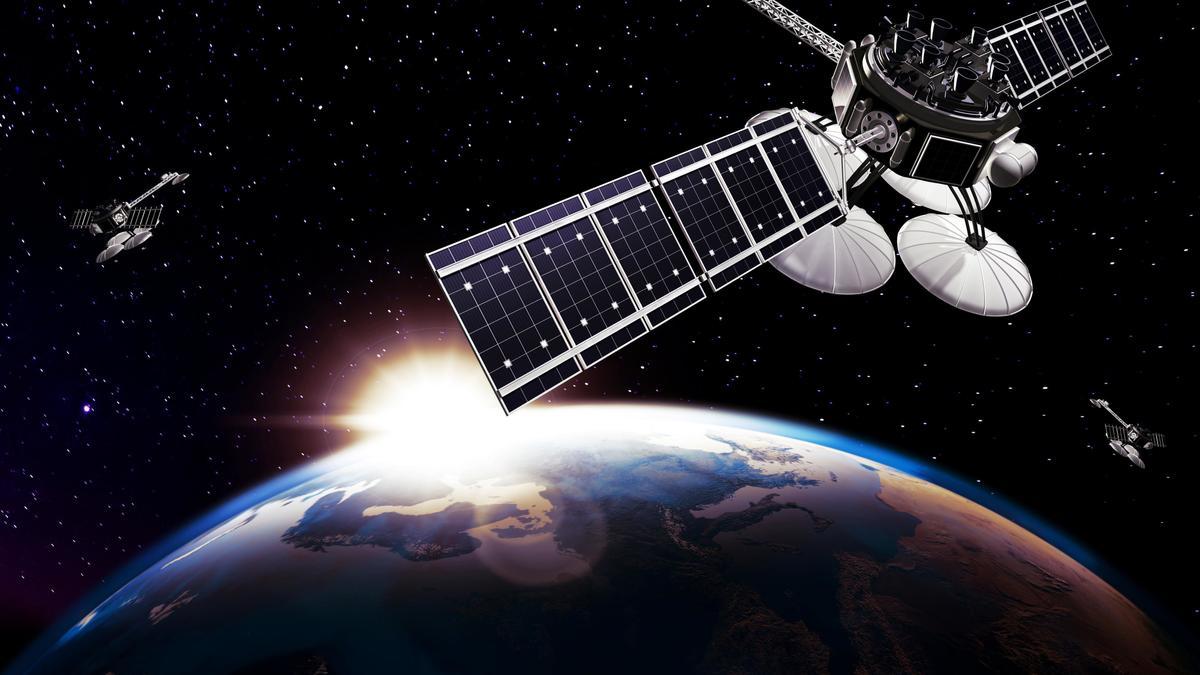 Überall auf der Erde sollte Internet-Empfang sein, was mit Satelliten denkbar wäre.