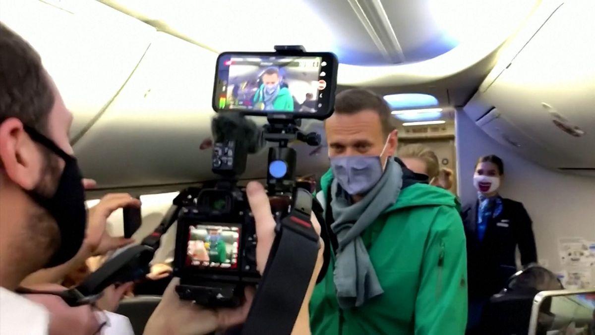Kreml-Kritiker Nawalny