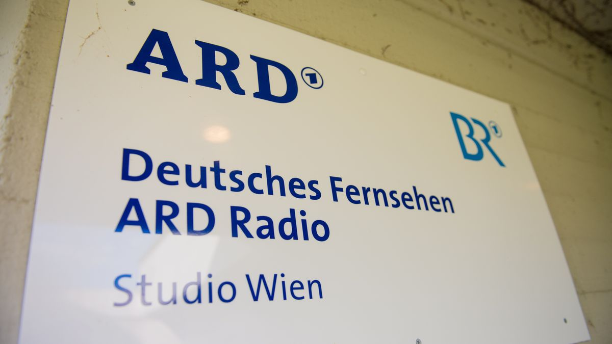 ARD-Studio in Wien