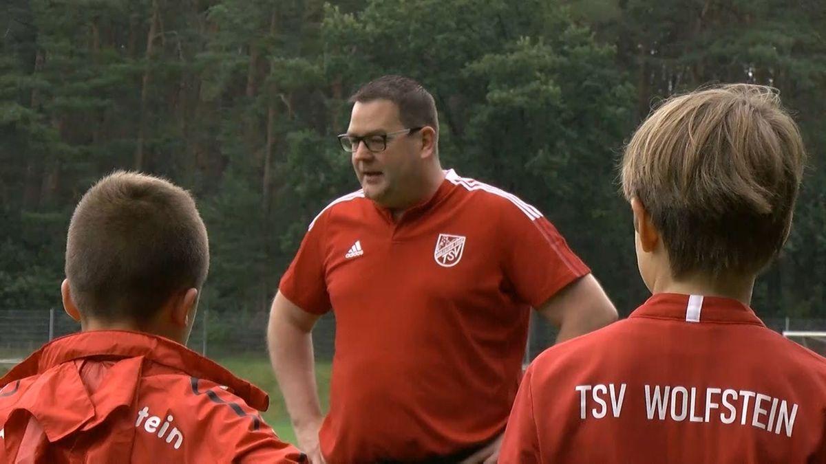 Stefan Lettenbauer vom TSV Wolfstein