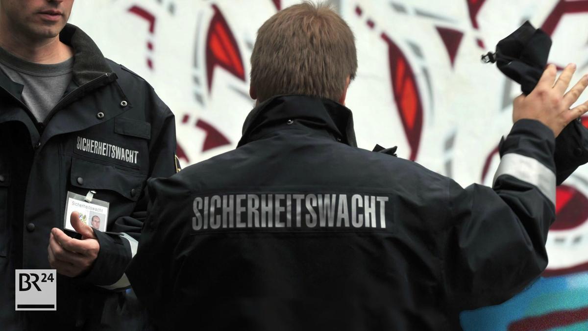 Foto Sicherheitswacht