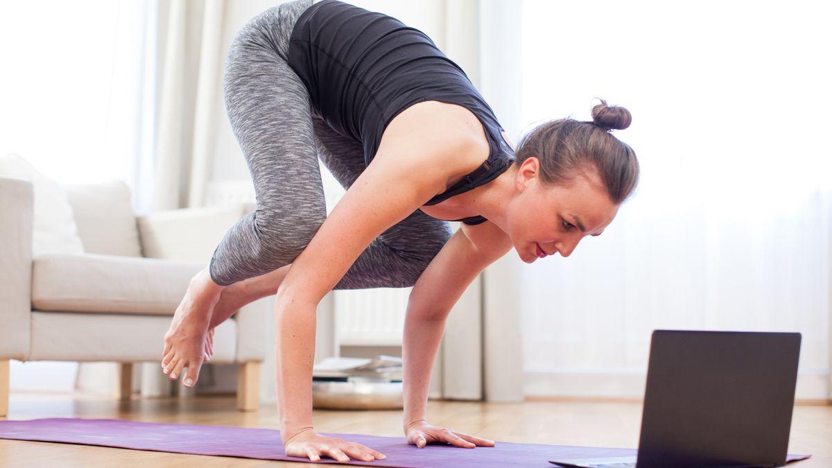 Yoga zuhause: In Zeiten des Internets kein Problem!