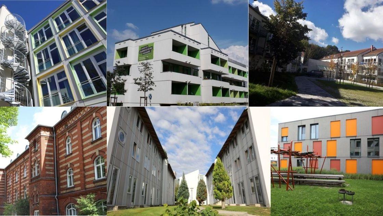 Studentenwohnheime des Studentenwerks Niederbayern/Oberpfalz
