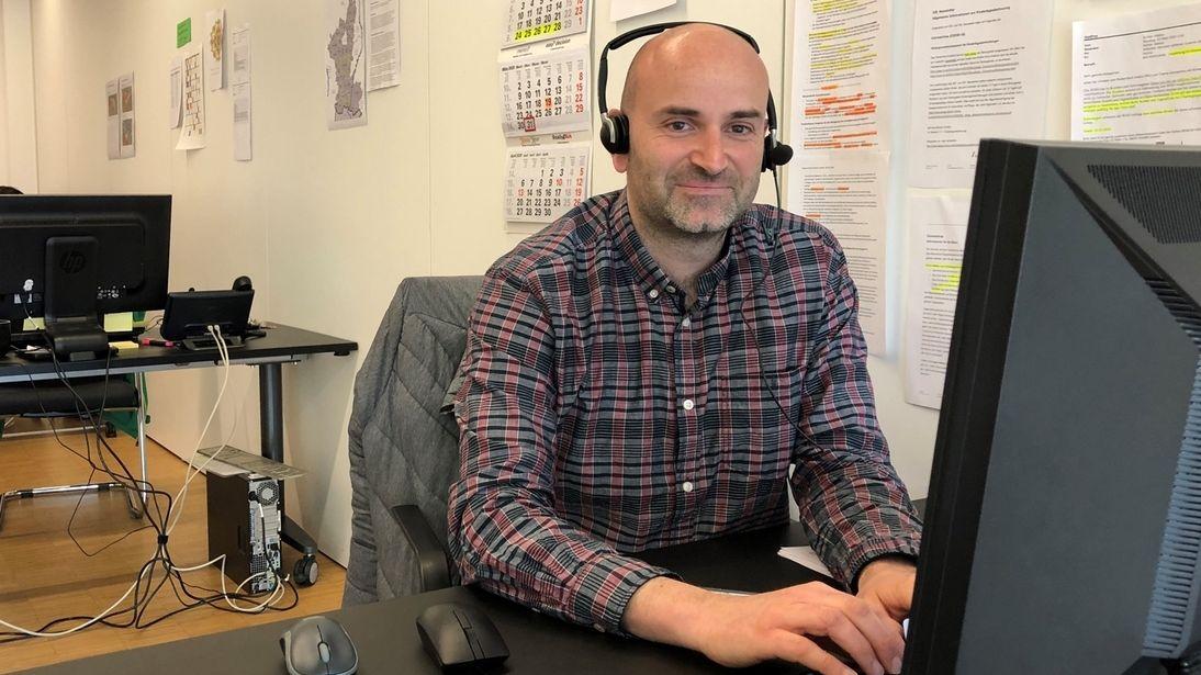 Hotline am Gesundheitsamt Ostallgäu
