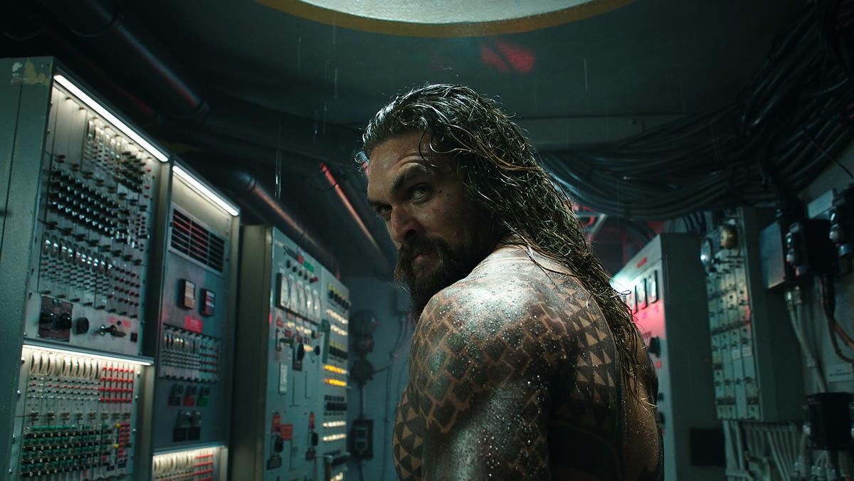 Aquaman-Filmszene