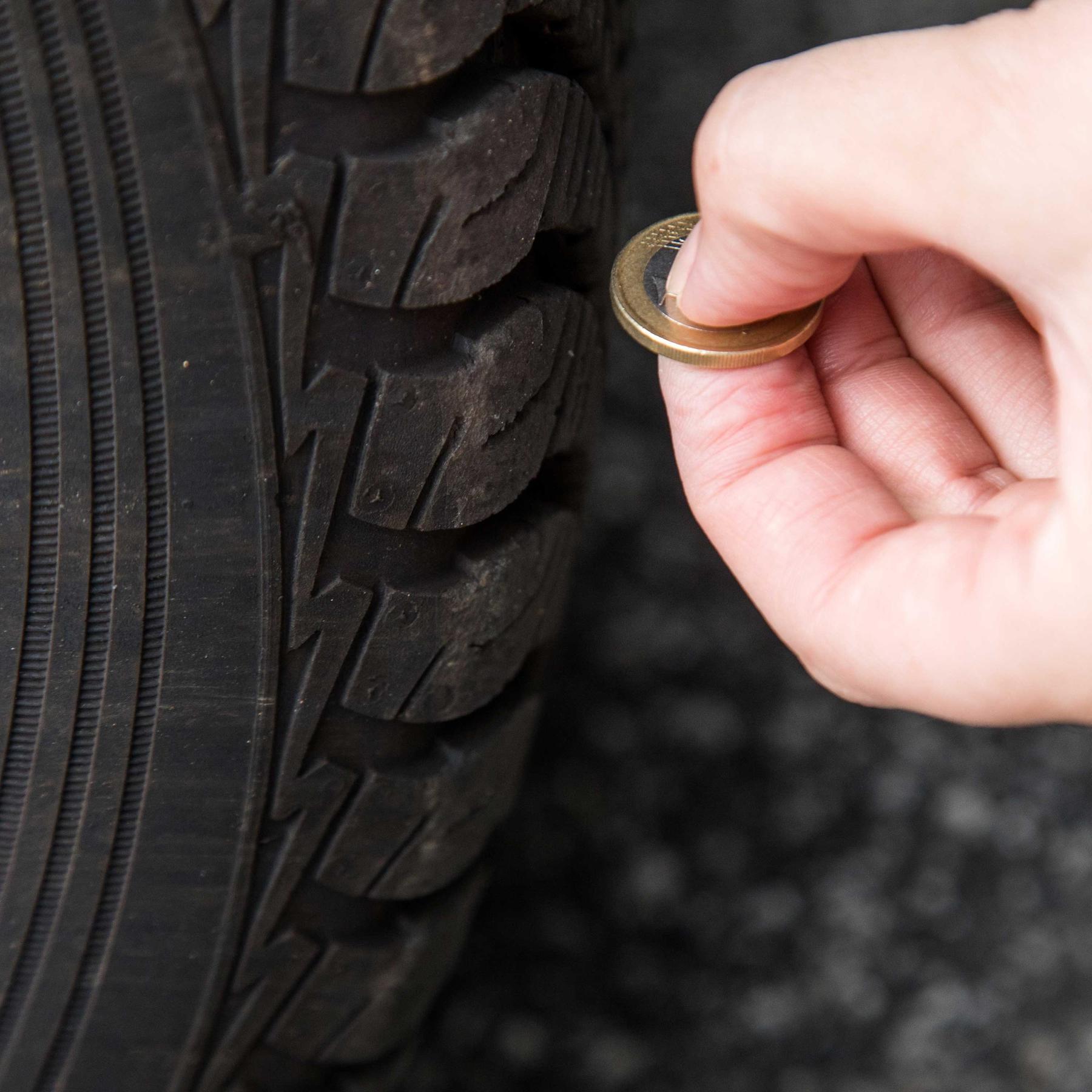 Reifenabrieb - Größter Plastikverschmutzer in der Umwelt
