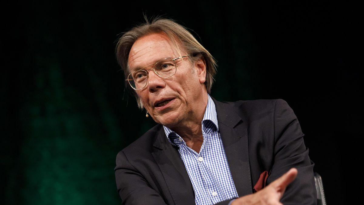 Harald Welzer bei der phil.cologne 2019, Köln