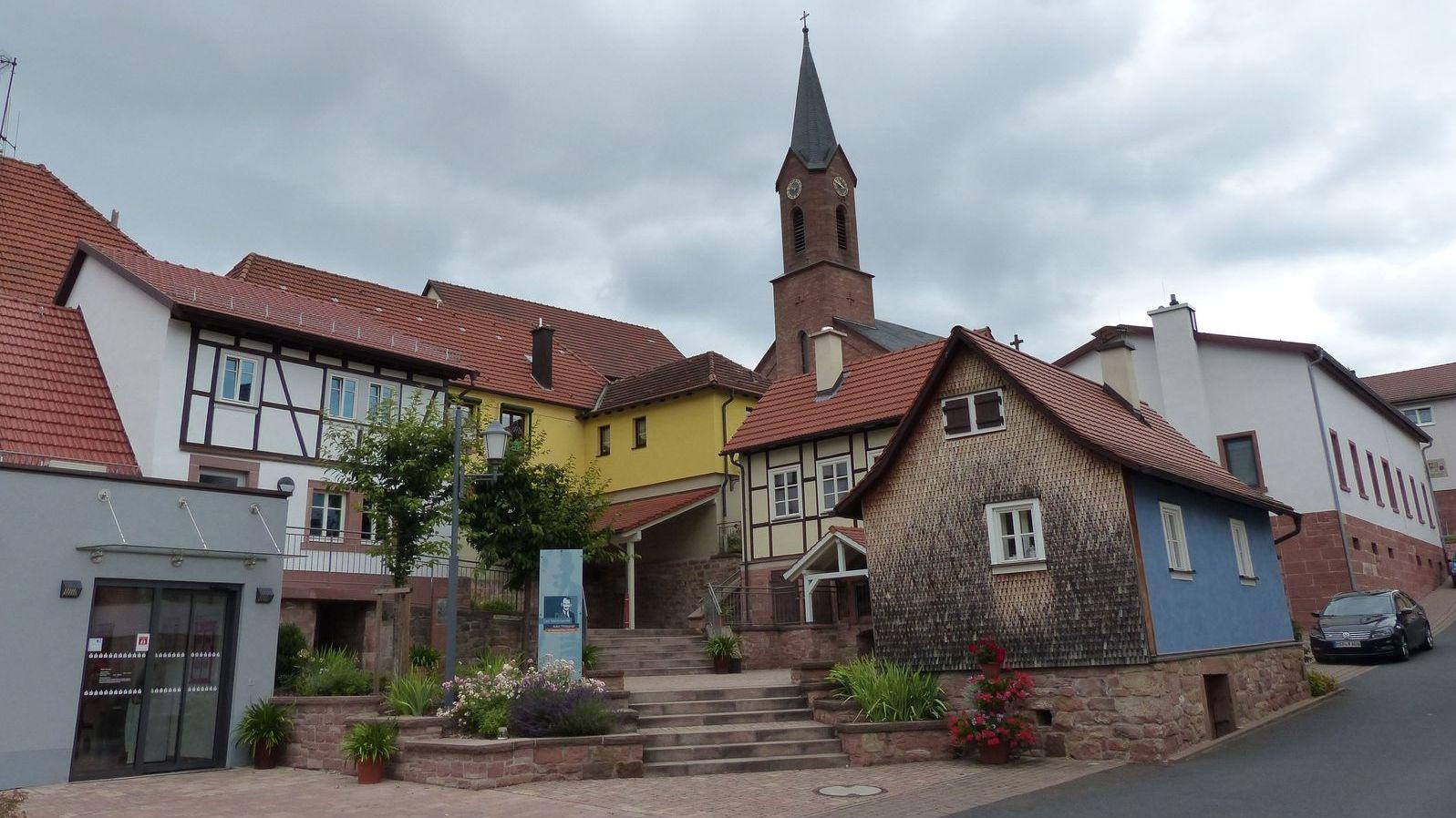 Leo-Wesmantel-Museum in Obersinn
