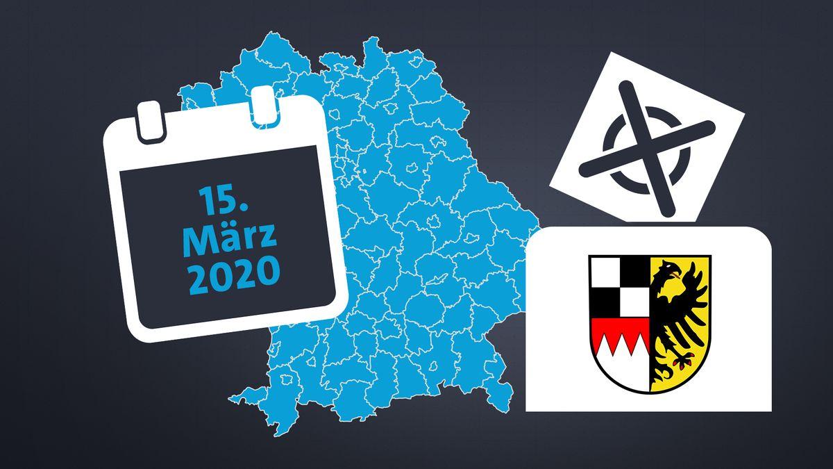 Kommunalwahl in Mittelfranken: Wo es spannend wird