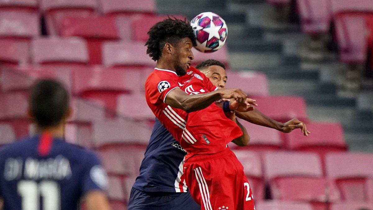 Kingsley Coman erhält den Vorzug vor Ivan Perisic, der noch gegen Barcelona und Lyon in der Startelf stand.