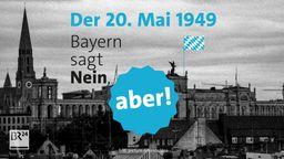 Grafik Grundgesetz und Bayern | Bild:BR
